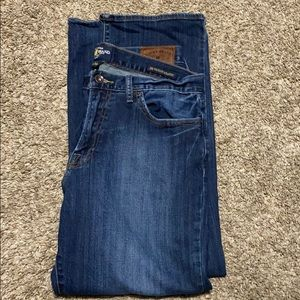 Lucky brand jeans. Size 34/30